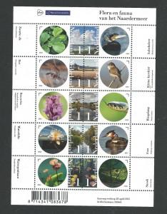 2015 - Flora en fauna