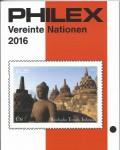 2016 - Philex Verenigde Naties voor