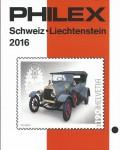 2016 - Philex Zwitserland - Liechtenstein