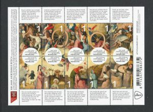 2016 - Jheronimus Bosch KB