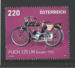 2016 - Puch 125 LM